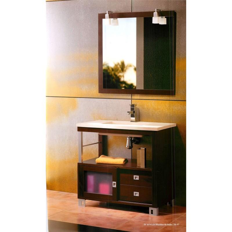 Schneider muebles para bano crespo for Muebles de anticuario