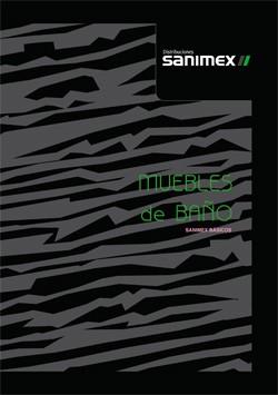 Nuevo catálogo muebles de BAÑO SANIMEX BÁSICOS