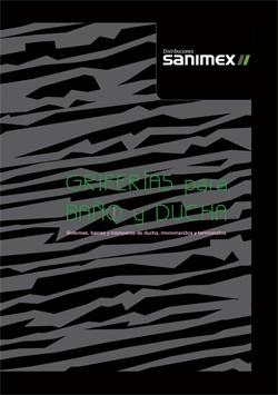 CATÁLOGO SANIMEX GRIFERÍA 2014